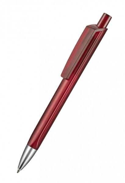 Ritter Pen Kugelschreiber Tri-Star Transparent 13530 Rubin-Rot 3630