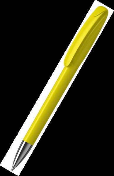 Klio-Eterna Kugelschreiber Boa high gloss Mn 41175 Gelb R