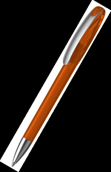 Klio-Eterna Kugelschreiber Boa ice MMs 41182 Orange-Rot HTI