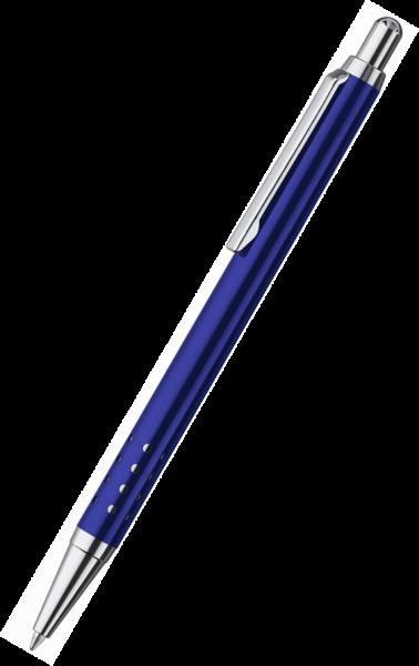 UMA Metall-Kugelschreiber SLIMLINE 0-8250 Blau