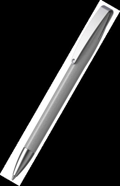 KLIO-ETERNA Kugelschreiber Cobra metallic-m MMs 41073 Silber EML