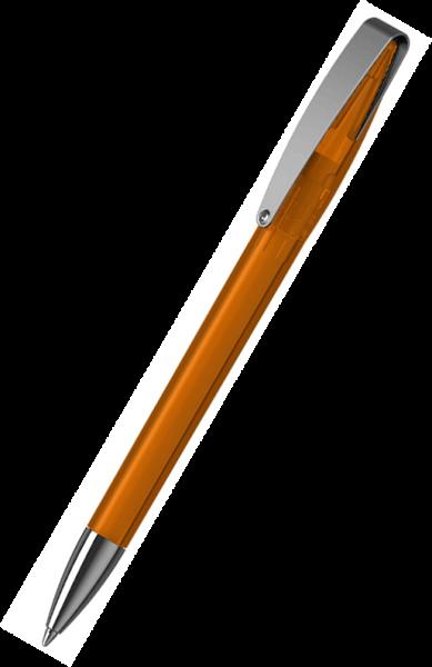 Klio-Eterna Kugelschreiber Cobra transparent MMn 41035 Orange OTR