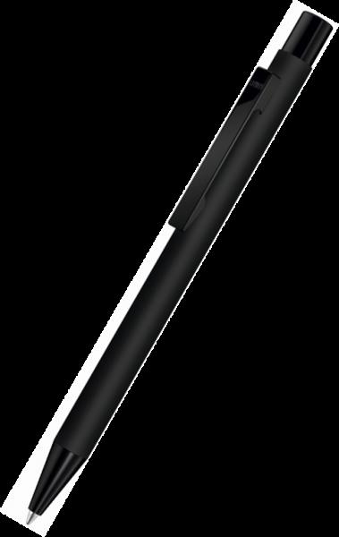 UMA Kugelschreiber STRAIGHT M GUM 0-9450 M GUM Schwarz