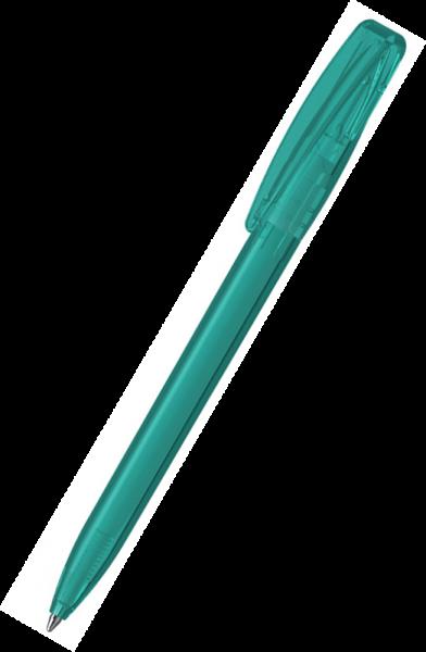 Klio-Eterna Kugelschreiber Cobra transparent 41021 Türkis-Transparent TTR