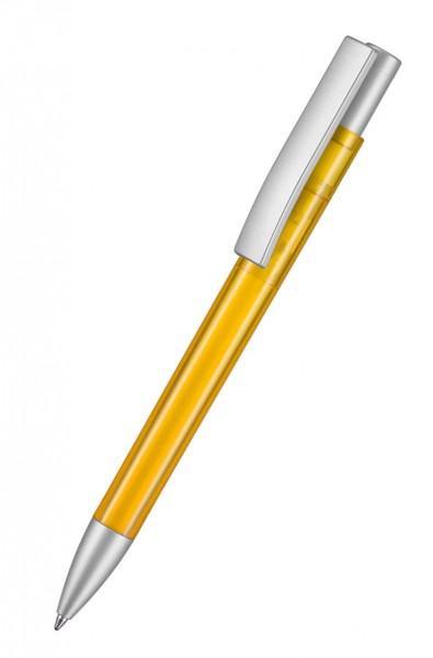 Ritter Pen Kugelschreiber Stratos Transparent SI 37901 Mango-Gelb 3505
