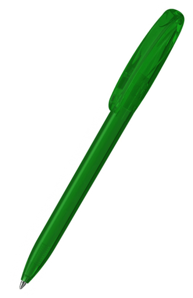 Klio-Eterna Kugelschreiber Boa transparent 41171 Grün ITR