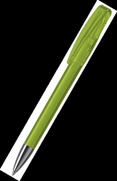 Klio-Eterna Kugelschreiber Cobra transparent Mn 41029 Hellgrün PTR