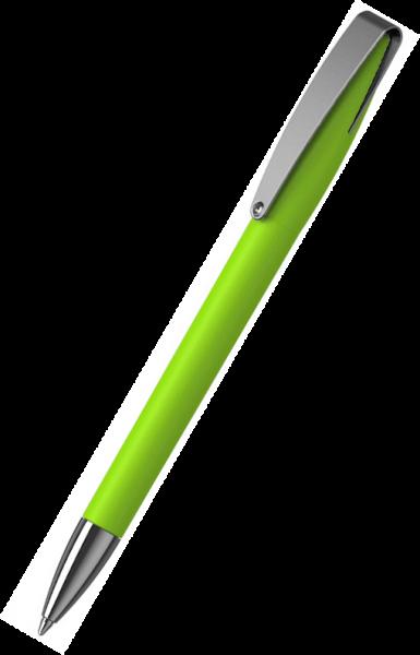 Klio-Eterna Kugelschreiber Cobra softtouch MMn 41049 Hellgrün TZST