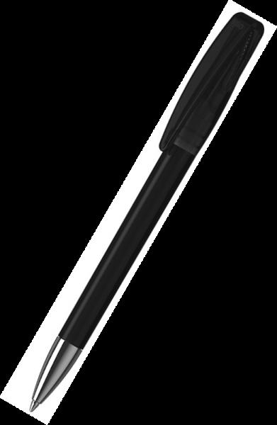 Klio-Eterna Kugelschreiber Cobra transparent Mn 41029 Schwarz ATR