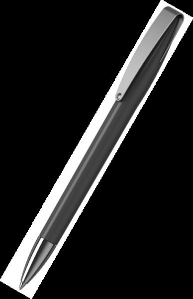 Klio-Eterna Kugelschreiber Cobra high gloss MMn 41034 Anthrazit Y
