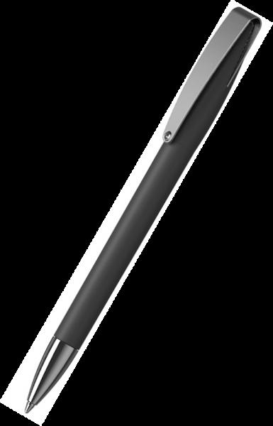 Klio-Eterna Kugelschreiber Cobra softtouch MMn 41049 Anthrazit YST