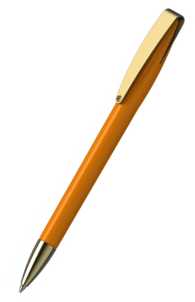 Klio-Eterna Kugelschreiber Cobra high gloss MMg 41038 Hellorange TL