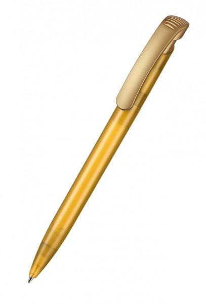 Ritter Pen Kugelschreiber Clear Frozen G 42001 Mango-Gelb 3505