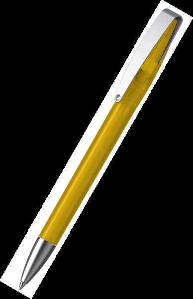 Klio-Eterna Kugelschreiber Cobra ice MMs 41036 Sonnengelb STI