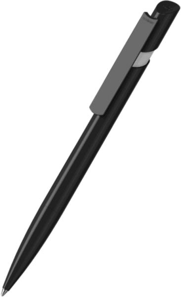 Klio-Eterna Kugelschreiber Cava high gloss 43550 schwarz A