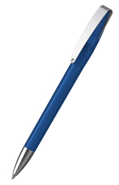 Klio-Eterna Kugelschreiber Cobra ice MMs 41036 Blau MTI