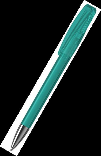 Klio-Eterna Kugelschreiber Cobra transparent Mn 41029 Türkis TTR