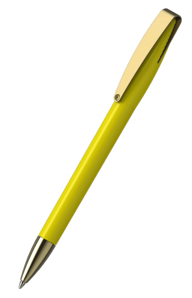 Klio-Eterna Kugelschreiber Cobra high gloss MMg 41038 Gelb R