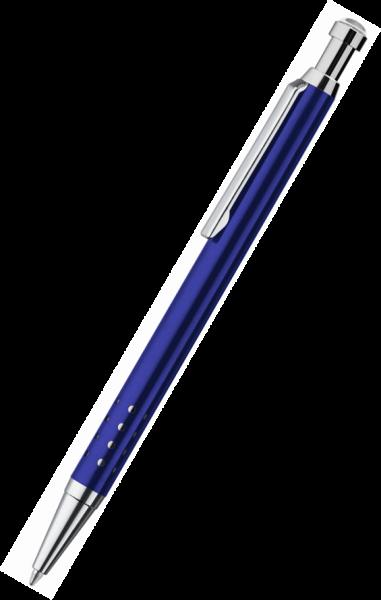 UMA Metall-Kugelschreiber SLIMLINE DOM 0-8250 DOM Blau