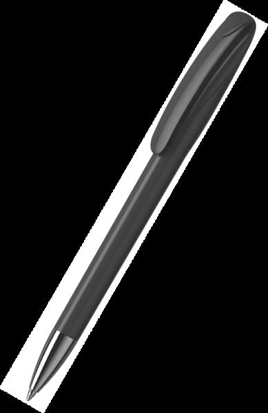 Klio-Eterna Kugelschreiber Boa high gloss Mn 41175 Anthrazit Y