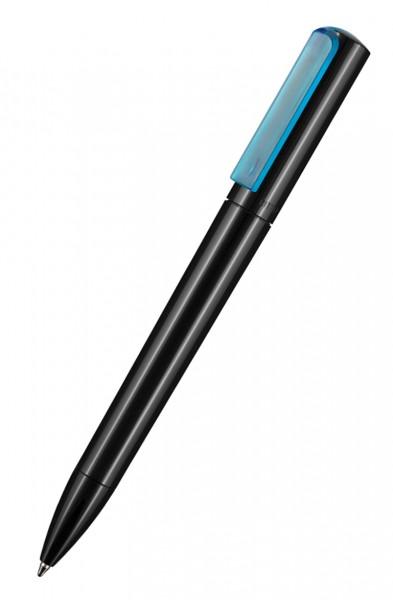 Ritter Pen Kugelschreiber Split NEON 00126 Neon Blau Transparent 1391