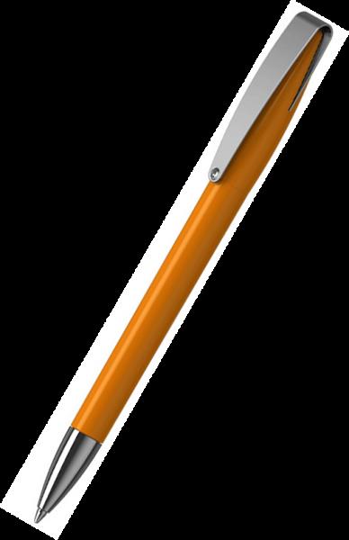 Klio-Eterna Kugelschreiber Cobra high gloss MMn 41034 Hellorange TL