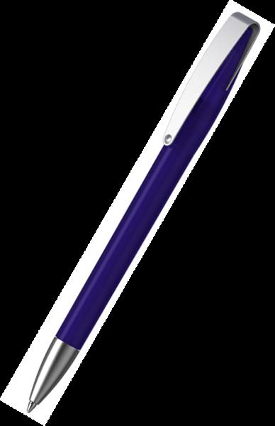 Klio-Eterna Kugelschreiber Cobra ice MMs 41036 Dunkelblau DTI1