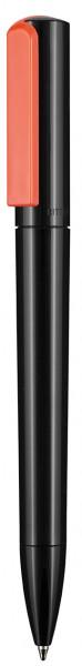 Ritter Pen Kugelschreiber Split NEON 00126 Neon Rot 0690