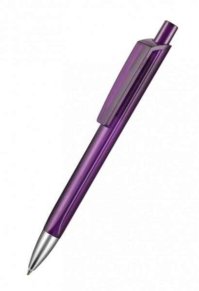 Ritter Pen Kugelschreiber Tri-Star Transparent 13530 Pflaumen-Lila 3903