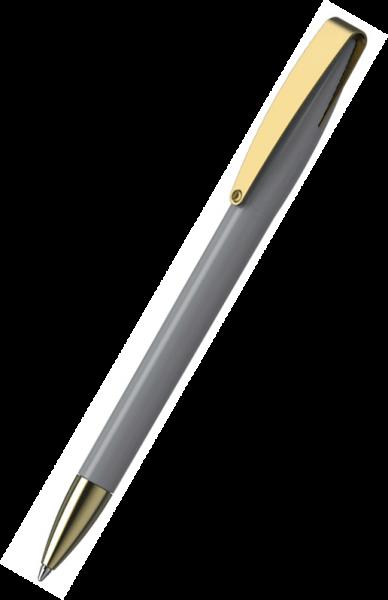 Klio-Eterna Kugelschreiber Cobra high gloss MMg 41038 Grau C