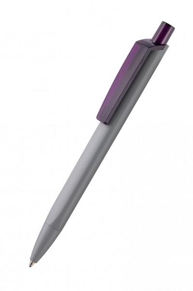 Ritter Pen Kugelschreiber Tri-Star Soft STP 43531 Grau 1400 Pflaumen-Lila 3903