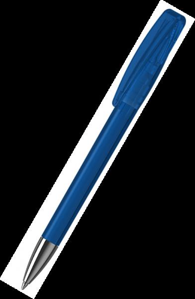 Klio-Eterna Kugelschreiber Cobra transparent Mn 41029 Blau MTR