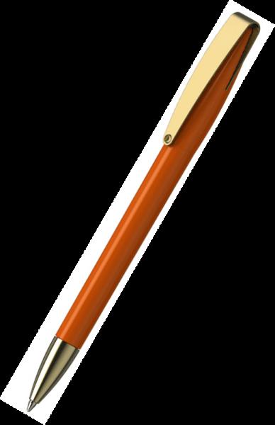 Klio-Eterna Kugelschreiber Cobra high gloss MMg 41038 Dunkelorange W