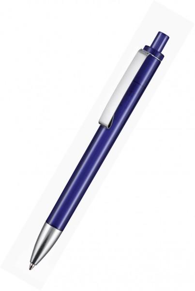 Ritter Pen Kugelschreiber Exos Transparent 17600 Ozean-Blau 4333