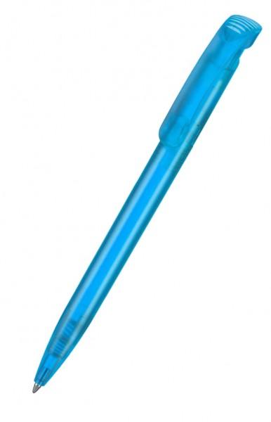 Ritter Pen Kugelschreiber Clear Frozen 12000 Caribic-Blau 4110