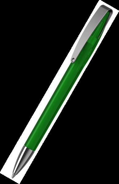 Klio-Eterna Kugelschreiber Cobra transparent MMn 41035 Grün ITR