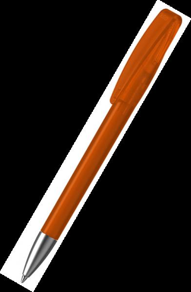 Klio-Eterna Kugelschreiber Cobra ice Ms 41030 Orange-Rot HTI