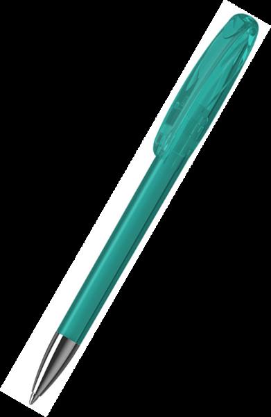 Klio-Eterna Kugelschreiber Boa transparent Mn 41176 Türkis TTR