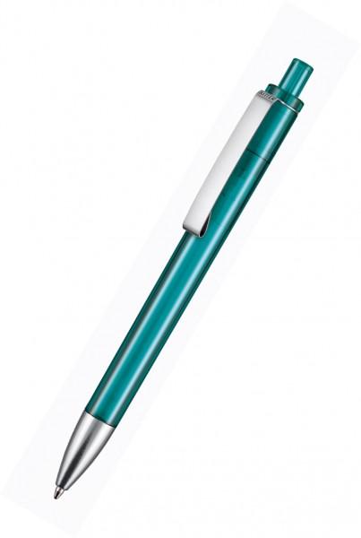 Ritter Pen Kugelschreiber Exos Transparent 17600 Smaragd-Grün 4044