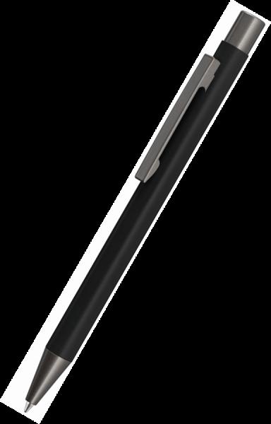 UMA Kugelschreiber STRAIGHT M 0-9450 M Schwarz