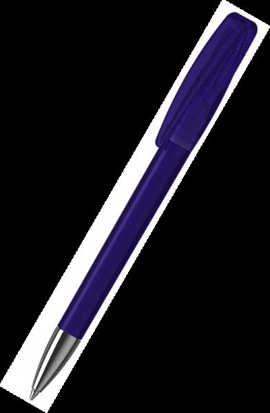 Klio-Eterna Kugelschreiber Cobra transparent Mn 41029 Dunkelblau DTR1