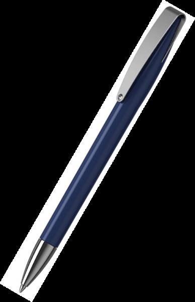 Klio-Eterna Kugelschreiber Cobra high gloss MMn 41034 Dunkelblau D