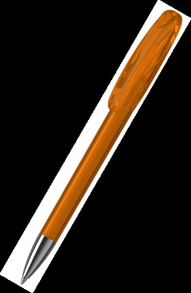 Klio-Eterna Kugelschreiber Boa transparent Mn 41176 Orange OTR