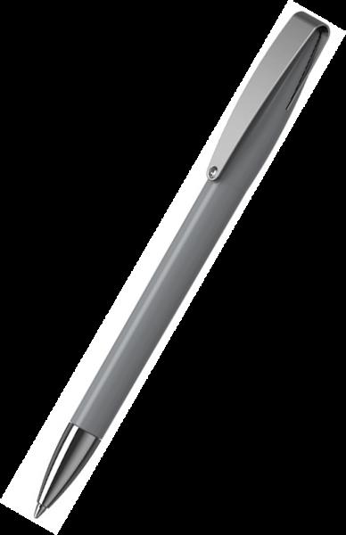 Klio-Eterna Kugelschreiber Cobra high gloss MMn 41034 Grau C