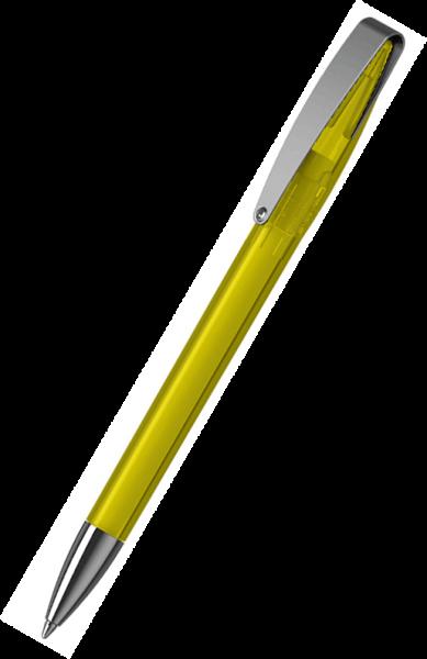 Klio-Eterna Kugelschreiber Cobra transparent MMn 41035 Gelb RTR
