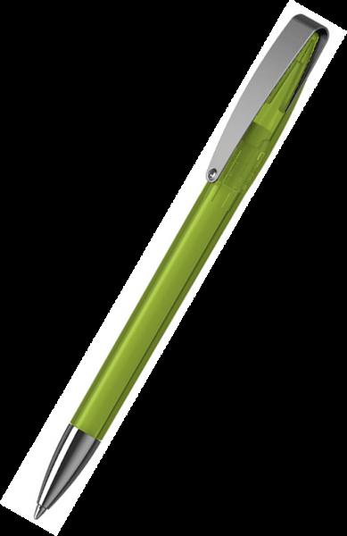 Klio-Eterna Kugelschreiber Cobra transparent MMn 41035 Hellgrün PTR