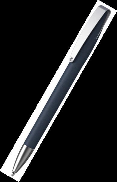 KLIO-ETERNA Kugelschreiber Cobra softgrip MMs 41070 Kobaltblau DSG