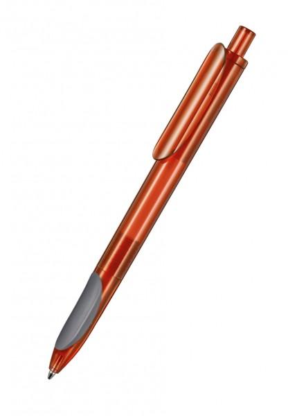 Ritter Pen Kugelschreiber Ellips Transparent 17200 Kirsch-Rot 3634