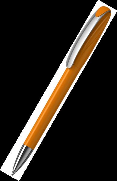Klio-Eterna Kugelschreiber Boa high gloss MMn 41180 Hellorange TL