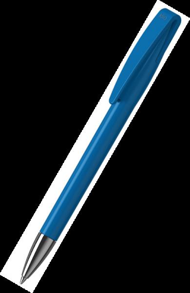 Klio-Eterna Kugelschreiber Cobra high gloss Mn 41028 Hellblau F